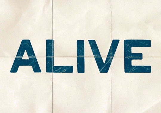 ALIVE GRAPHIC