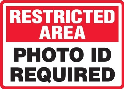 ID Requred